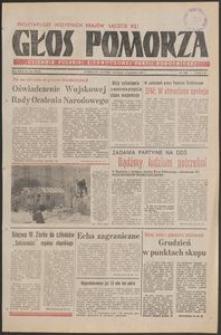 Głos Pomorza, 1981, grudzień, nr 251