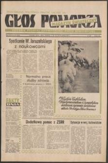 Głos Pomorza, 1981, grudzień, nr 257