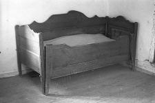 Łóżko - Wdzydze Tucholskie