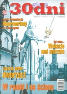 30 Dni, 1999, nr 5