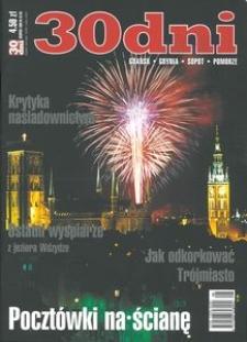 30 Dni, 1999, nr 8