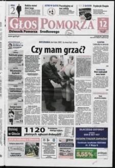 Głos Pomorza, 2007, wrzesień, nr 204 (204)