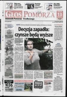 Głos Pomorza, 2007, wrzesień, nr 205 (205)