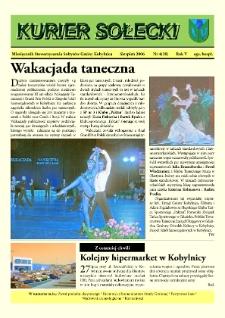 Kurier Sołecki, 2006, nr 4 (38)