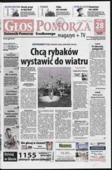 Głos Pomorza, 2007, wrzesień, nr 218 (218)