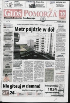 Głos Pomorza, 2007, październik, nr 228 (228)