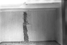 Chałupa zrębowa z podcieniem narożnym (rozbiórka) - Zdrojno [1]