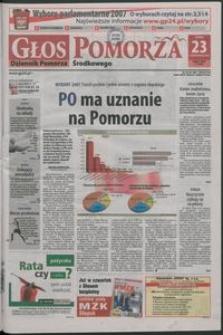 Głos Pomorza, 2007, październik, nr 239 (239)