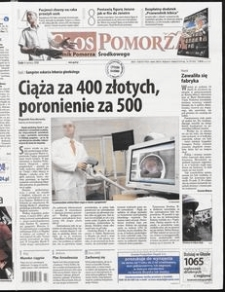 Głos Pomorza, 2008, czerwiec, nr 129 (424)
