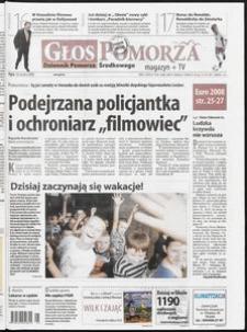 Głos Pomorza, 2008, czerwiec, nr 143 (438)