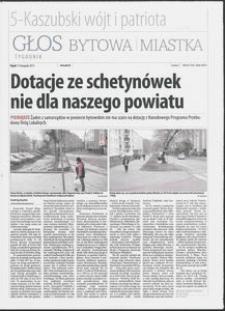 Głos Bytowa i Miastka : tygodnik, 2013, listopad, nr 266