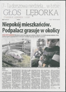 Głos Lęborka : tygodnik Lęborka i Łeby, 2013, grudzień, nr 290