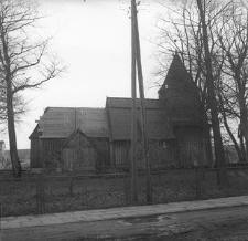 Kościół pod wezwaniem św., św. Szymona i Judy Tadeusza - Szczodrowo
