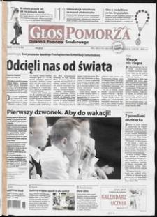 Głos Pomorza, 2008, wrzesień, nr 205 (500)