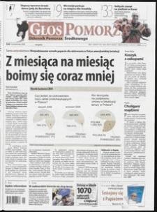 Głos Pomorza, 2008, październik, nr 236 (531)