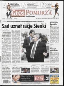 Głos Pomorza, 2008, październik, nr 252 (547)