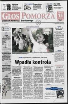 Głos Pomorza, 2007, listopad, nr 258 (258)