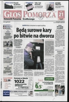 Głos Pomorza, 2007, listopad, nr 263 (263)