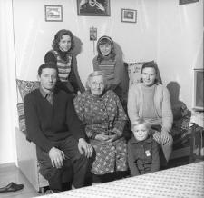 Rodzina Bronisława Knopika - Skwierawy
