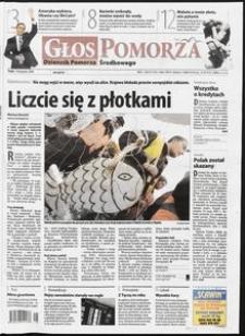 Głos Pomorza, 2008, listopad, nr 259 (554)