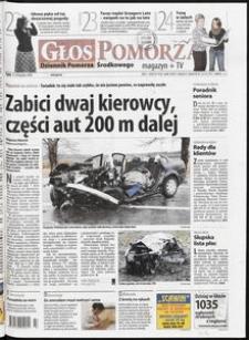 Głos Pomorza, 2008, listopad, nr 272 (567)