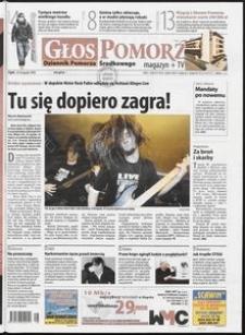 Głos Pomorza, 2008, listopad, nr 278 (573)