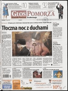 Głos Pomorza, 2009, maj, nr 115 (714)