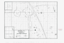 Grzybnica - Plan sytuacyjno-wysokościowy