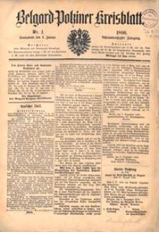 Belgard-Polziner Kreisblatt 1890