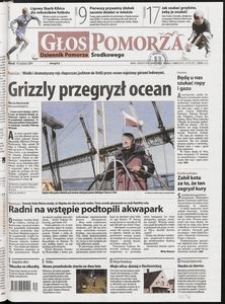 Głos Pomorza, 2009, sierpień, nr 192 (791)