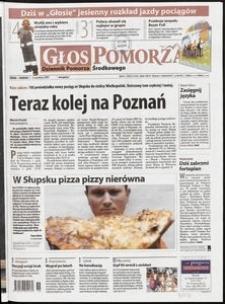 Głos Pomorza, 2009, wrzesień, nr 208 (807)