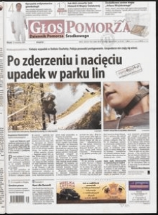 Głos Pomorza, 2009, wrzesień, nr 222 (821)