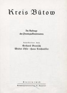 Kreis Bütow