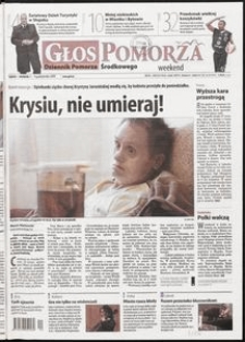 Głos Pomorza, 2009, październik, nr 232 (831)