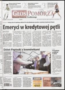 Głos Pomorza, 2009, październik, nr 239 (838)