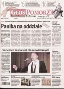 Głos Pomorza, 2009, listopad, nr 266 (865)