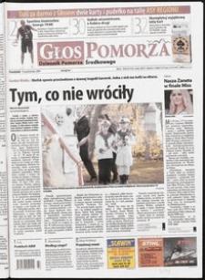 Głos Pomorza, 2009, październik, nr 245 (844)