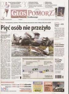Głos Pomorza, 2009, październik, nr 251 (850)