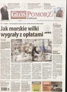 Głos Pomorza, 2009, listopad, nr 257 (856)
