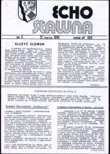 Echo Sławna, 1990, nr 0