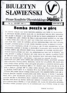 Biuletyn Sławieński, 1991, nr 14