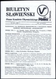 Biuletyn Sławieński, 1990