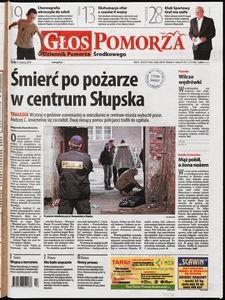 Głos Pomorza, 2010, marzec, nr 76 (980)
