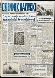 Dziennik Bałtycki, 1974, nr 273