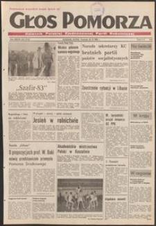 Głos Pomorza, 1983, wrzesień, nr 224