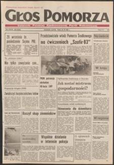 Głos Pomorza, 1983, wrzesień, nr 225