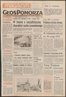 Głos Pomorza, 1983, wrzesień, nr 226