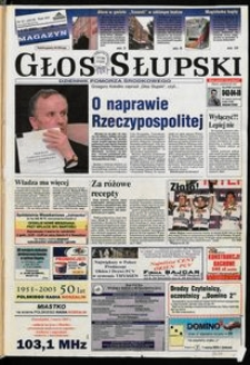 Głos Słupski, 2003, marzec, nr, 51