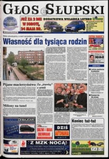 Głos Słupski, 2003, maj, nr 118