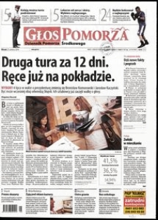 Głos Pomorza, 2010, czerwiec, nr 143 (3047)